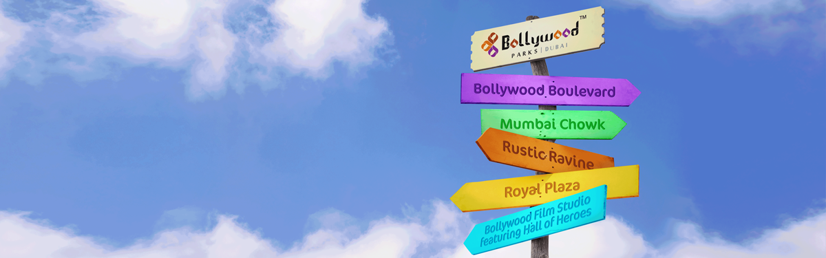 Directions | Bollywood Park on