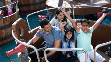 Monsoon Masti Bollywood Parks Dubai